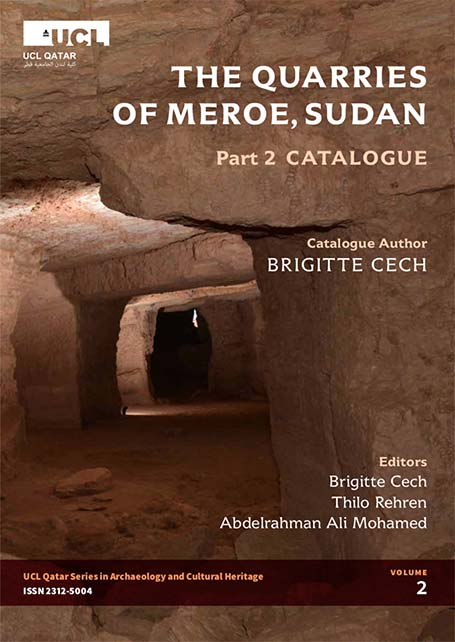 image of The Quarries of Meroe, Sudan (Part 2 - CATALOGUE)